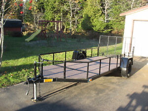 Utility Trailer For Sale $1400 647-9699 NO EMAILS