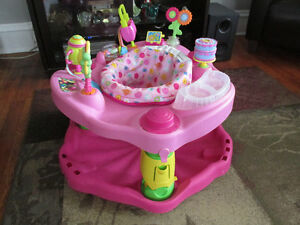 TEA FOR TWO EXERSAUCER
