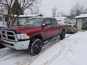 2011 Dodge Power Wagon Crew cab Pickup Truck