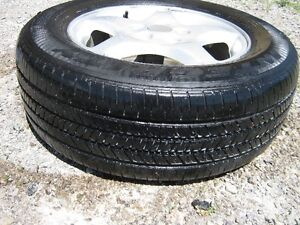 Goodyear Integrity 225/60r16 97s tires, excellent condition (4) Peterborough Peterborough Area image 2