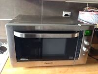 Panasonic Inverter Microwave Oven/Grill.Model NN-CF778S