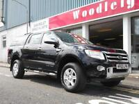 13/63 FORD RANGER 2.2 LIMITED AUTO,TRUCKMAN TOP.