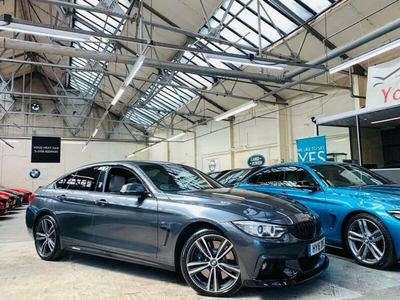 2016 BMW 4 Series Gran Coupe 3.0 435d M Sport Gran Coupe ...
