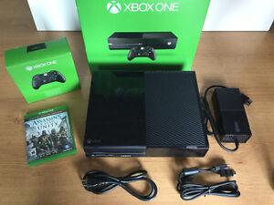 Xbox One 500gig-manette neuve-AssassinsCreedBlack Flag-340$