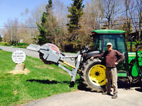 Tree Stump Grinding and Removal Services
