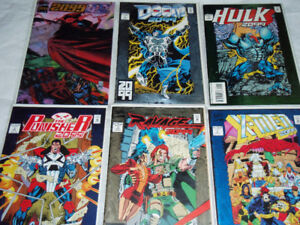 """2099"" Comic Book Bundle"