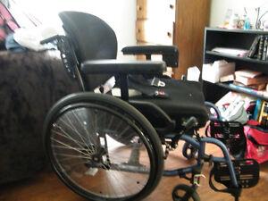 Hello C2 Ultralight Wheelchair Cambridge Kitchener Area image 2