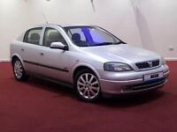 2004 Vauxhall Astra 1.6 i 16v SXi 5dr