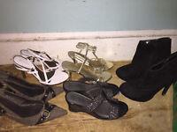 Womans shoes size 6