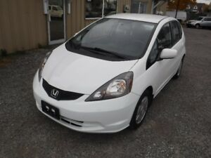 Honda Fit EX Hatchback CERTIFIED 2 YEAR WARRANTY