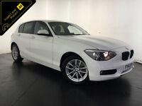 2014 BMW 120D SE DIESEL 5 DOOR HATCHBACK 1 OWNER BMW SERVICE HISTORY FINANCE PX
