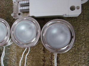 IKEA Grundtal Kitchen Cabinet Lights & Power Supplies