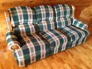 Couch - Sofa - Armchair - Recliner - Vintage