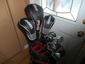Ensemble Ping G25 + Anser / TaylorMade RBZ - Impeccable