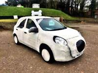 "2011 Nissan Micra 1.2 12v ""DOG CAR"" Visia Finance Available"