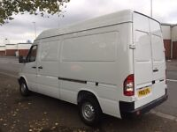 Mercedes sprinter 311cdi mwb low mileage 150000 mot 6 months