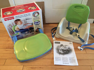 Fisher Price Deluxe Healthy Care Booster Seat