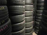 Tyre shop 205 55 16 NEW & USED TYRES . CHEAP DEALS from £20 fitted part worn from £40 NEW TIRES