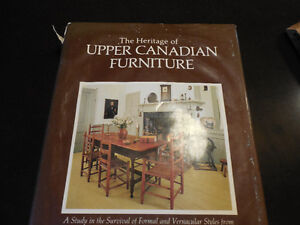 The Heritage of Upper Canadian Furniture