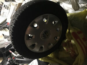 195 65 r 15 Vw Nord frost snow tires