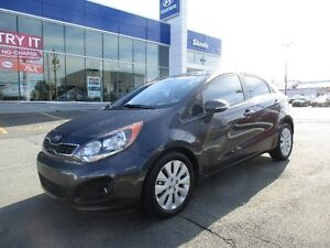2013 Kia RIO EX Sunroof Alloys backup camera