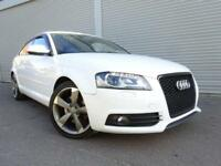 GOOD AND BAD CREDIT CAR FINANCE AVAILABLE AUDI A3 2.0 TDI QUATTRO S LINE DIESEL