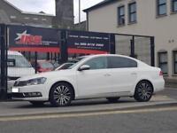 2012 Volkswagen Passat 1.6 TDI BlueMotion Tech Sport (s/s) 4dr