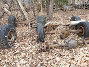 Chev/Gmc  Squarebody  4x4 Parts