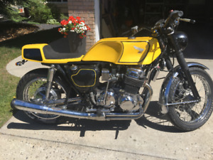 ONE OF A KIND 1975 Honda CB 750-REDUCED