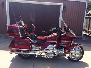 25th Anniversary SE Honda Goldwing