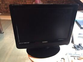 19'' LCD TV with built in DVD player