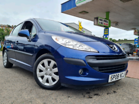 🔥ONLY 58K MILES🔥 PEUGEOT 207 S 1.6 HDI (2008) NEW MOT HPI CLEAR!