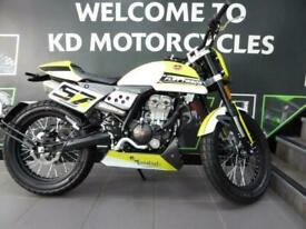 FB Mondial Flat Track 125cc custom classic retro motorcycle motorbike For Sal...