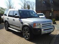 2007 57 Reg Land Rover Discovery 3 2.7TD V6 Auto SE