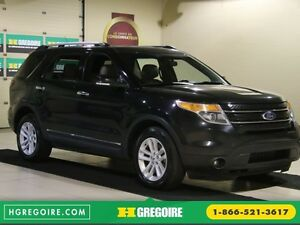 2014 Ford Explorer XLT 4WD 7 PASSAGERS