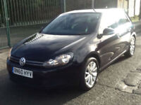 Volkswagen Golf 2.0TDI ( 140ps ) DSG 2010MY Match
