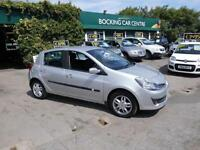 Renault Clio 1.4 16v 98 Dynamique 5DR 2007 IDEAL 1ST CAR EXCELLENT