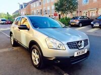 ★ LADY OWNER ★ NISSAN QASHQAI 1.5 DCI DIESEL ★FULL SERVICE HISTORY + CAMBELT ★HPI CLEAR★KWIKI AUTOS★