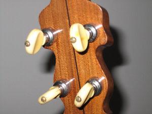 Geared Banjo tuners/pegs