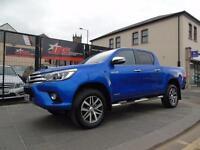 2017 Toyota Hilux 2.4 D-4D Invincible Double Cab Pickup 4dr