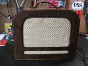 Early 50s All Tube Gretsch Guitar Amp