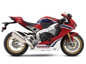 2018 Honda CBR1000RR-SP SPECIAL EDITION / 63$/sem