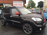 KIA SOUL 1.6CRDi 2011MY BURNER DIESEL WITH SERVICE HISTORY FINANCE AVAILABLE