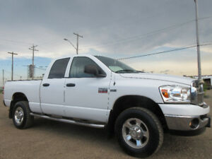 2009 DODGE RAM 2500HD SLT-4X4-ONE OWNER TRUCK-5.7L V8 HEMI POWER