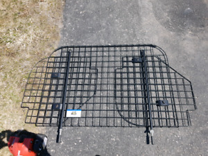 Dog crate and Car Barrier