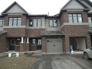 **Brand New 3 BDRM Townhome in Orleans - Available ASAP!!**