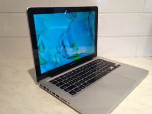 "Apple MacBook Pro 13"" - Great Shape - New Battery + More!"