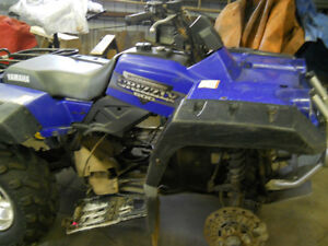 Yamaha Grizzly 600 ..... oil cooler fan, also have oil cooler