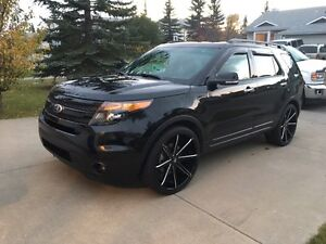 2014 Ford Explorer Sport AWD