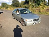 Lexus IS200 SE 2.0 Petrol Manual 12 Months MOT- NEW CLUTCH
